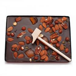Chocolat noir・Mendiants