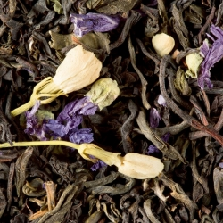 Thé noir & vert・Des sages